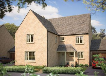 "Thumbnail 5 bed detached house for sale in ""The Bourton"" at Todenham Road, Moreton-In-Marsh"