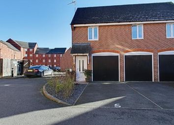Thumbnail 1 bed terraced house to rent in Spindle Court, Mansfield, Nottinghamshire