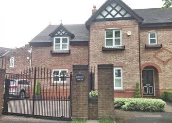 Thumbnail 4 bed property to rent in Cranford Avenue, Knutsford