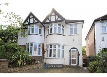 Thumbnail 3 bed semi-detached house to rent in Chislehurst, Chislehurst
