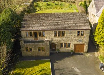 Thumbnail 5 bed detached house for sale in Ashburton House, 948 Rochdale Road, Todmorden