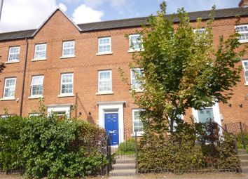 Thumbnail 4 bed town house to rent in Leamore Lane, Walsall