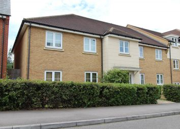 Thumbnail 2 bedroom flat to rent in North Lodge Drive, Papworth Everard, Cambridge