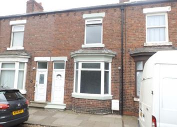 Thumbnail 3 bed terraced house for sale in Nestfield Street, Darlington