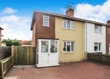Thumbnail 3 bed terraced house for sale in Boundary Road, Mountsorrel, Loughborough