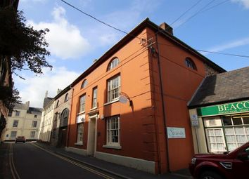 Thumbnail 2 bedroom flat to rent in St. Marys Street, Brecon