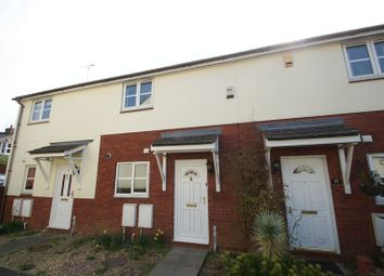 Thumbnail 2 bed terraced house to rent in Castle Mount, Exeter