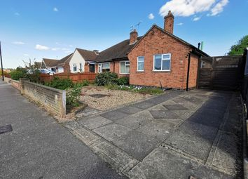 Thumbnail 2 bed semi-detached bungalow for sale in Alfreton Road, Wigston Fields, Leicester