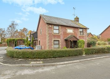 Thumbnail 5 bed detached house for sale in Bramley Green Road, Bramley, Tadley, Hampshire
