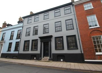 Thumbnail 1 bed flat for sale in Gunns Court, Upper St. Giles Street, Norwich