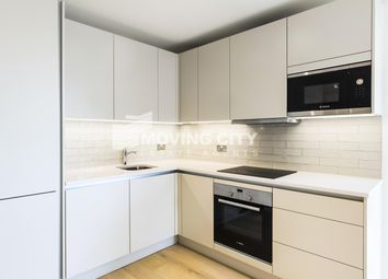 Thumbnail 1 bed flat for sale in Cambium Apartment, Beatrice Place, Southfields, London