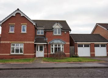 Thumbnail 4 bedroom detached house for sale in Mcintosh Patrick Place, Dundee