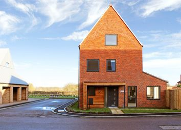 Thumbnail 4 bed link-detached house for sale in Paddocks Way, Poringland, Norwich, Norfolk