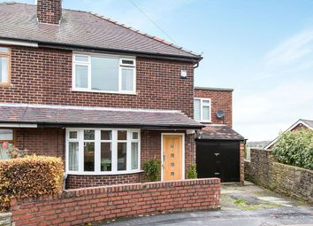 Thumbnail 3 bed semi-detached house for sale in Sandy Close, Bollington, Macclesfield