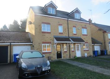 Thumbnail 4 bedroom property to rent in Woodlands, Grange Park, Northampton
