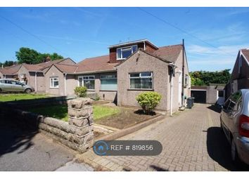 Thumbnail 3 bed bungalow to rent in Cefn Nant, Cardiff