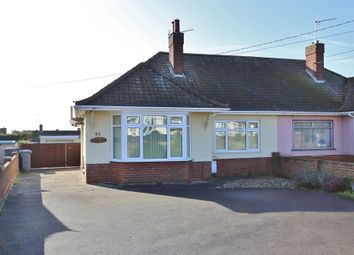 Thumbnail 2 bedroom semi-detached bungalow for sale in Mill Lane, Felixstowe