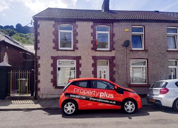 Thumbnail 3 bed terraced house to rent in Abercynon -, Mountain Ash