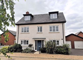 Thumbnail 5 bed detached house for sale in Lawnspool Drive, Kempsey, Worcester