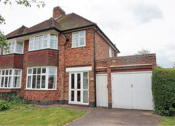 Thumbnail 3 bed semi-detached house for sale in Mickleton Drive, Evington