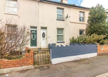 Thumbnail 3 bed terraced house for sale in East Cliff, Folkestone