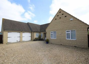 Thumbnail 4 bed detached bungalow for sale in High Street, South Cerney, Gloucestershire