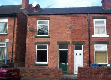 Thumbnail 2 bed semi-detached house to rent in Orchard Street, Mansfield
