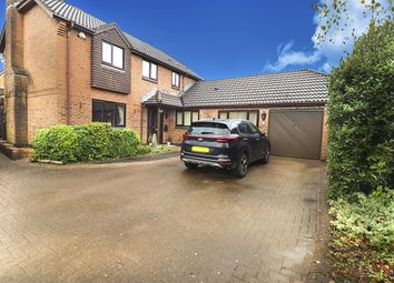 4 bed detached house for sale in Cefn Onn Meadows, Lisvane, Cardiff CF14