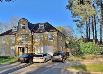 Thumbnail 6 bed detached house to rent in White Pillars, Holly Bank Road, Woking, Surrey