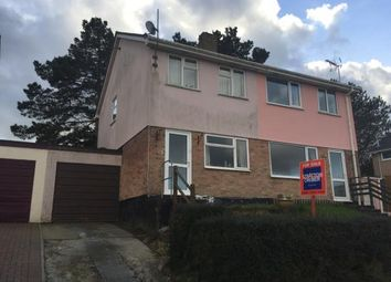 Thumbnail 2 bed semi-detached house for sale in Bodmin, .