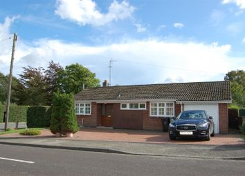 Thumbnail 3 bed detached bungalow to rent in Gregory Close, Harlaxton, Grantham