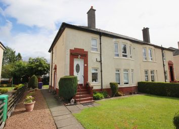 Thumbnail 2 bed flat for sale in 178 Boreland Drive, Knightswood