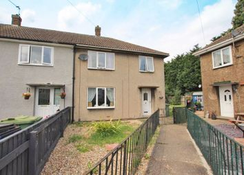 Thumbnail 3 bed end terrace house for sale in Sackville Close, Immingham