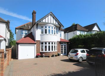 5 bed detached house for sale in Chase Side, London N14