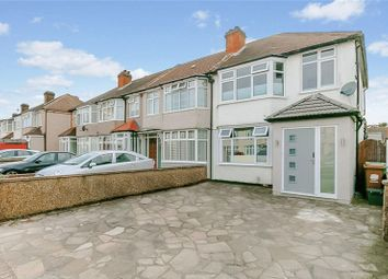 Thumbnail 3 bed semi-detached house for sale in St. Margarets Avenue, North Cheam, Sutton