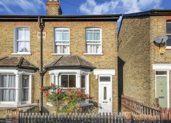 Thumbnail 2 bed semi-detached house for sale in Bishops Road, London
