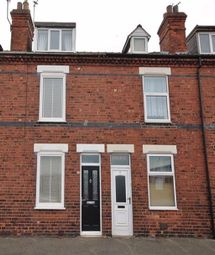 Thumbnail 3 bed terraced house to rent in Newport Street, Goole