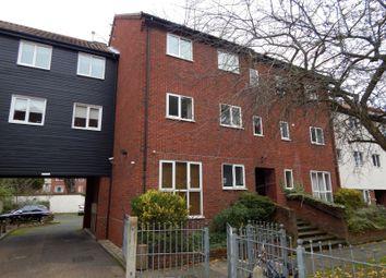 Thumbnail 1 bedroom flat to rent in Stuart Gardens, St Faiths Lane, Norwich