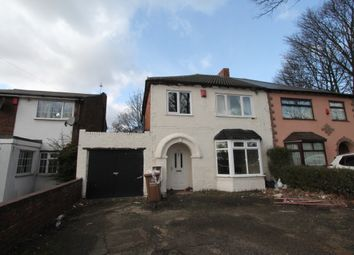 Thumbnail 3 bedroom semi-detached house to rent in Forrest Lane, Walsall