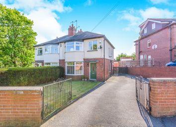Thumbnail 3 bedroom semi-detached house for sale in Wensley Drive, Chapel Allerton, Leeds