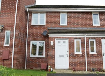 Thumbnail 2 bed terraced house for sale in Westway Close, Shepton Mallet