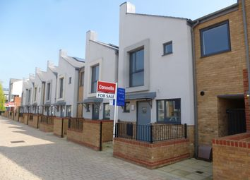 Thumbnail 3 bed end terrace house for sale in Kilmeston Close, Eastleigh