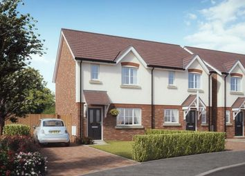Thumbnail 3 bed semi-detached house for sale in Kings Vale Off Shrewsbury Road, Baschurch, Shrewsbury