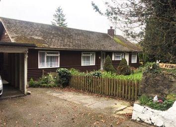 Thumbnail 4 bed bungalow to rent in Redwood, Glen Darragh Road, Glen Vine