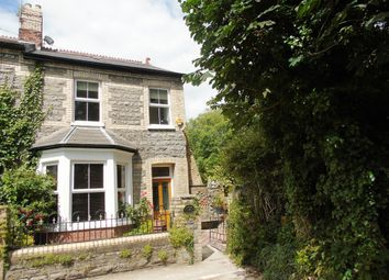 Thumbnail 3 bed end terrace house for sale in Station Terrace, Penarth