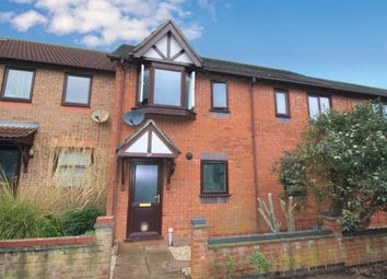Thumbnail 2 bed terraced house for sale in Wilton Way, Exeter