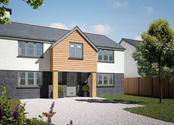 Thumbnail 4 bed detached house for sale in Trelights, Nr Port Isaac