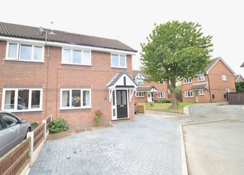 Thumbnail 3 bed semi-detached house to rent in Shilton Close, Middlewich