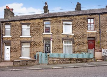 Thumbnail 3 bedroom terraced house for sale in Varley Road, Slaithwaite, Huddersfield