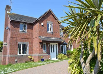 Thumbnail 4 bedroom detached house for sale in Ffordd Draenen Ddu, West Cross, Swansea